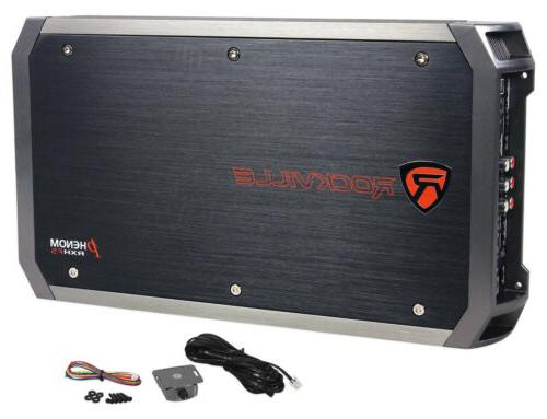 rxh peak rms amplifier car