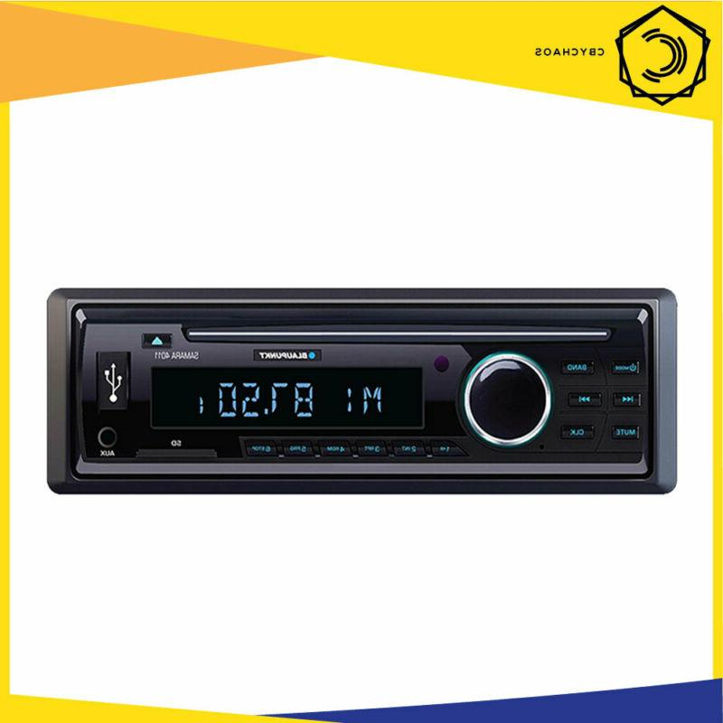 "Blaupunkt Salto 4011 3"" TFT Single DIN USB SD Car CD DVD Car"
