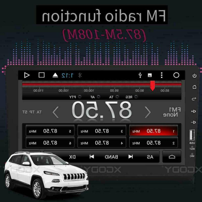 Touch Stereo BT In-Dash