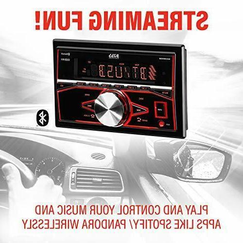 BOSS Audio Multimedia Stereo - Double Din,