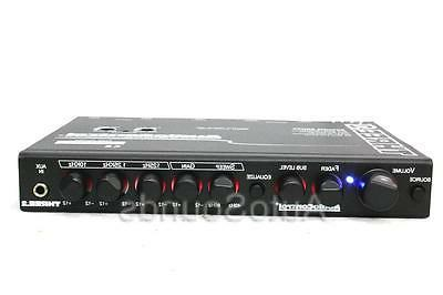 THREE.2 - AudioControl In Dash Pre-Amp Equalizer/Crossover w