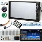 7 Inch HD Touch LCD 2-DIN In Dash Bluetooth Auto Car Stereo