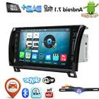 "9"" Android Car Radio GPS Navi Stereo For Toyota Tundra Sequo"