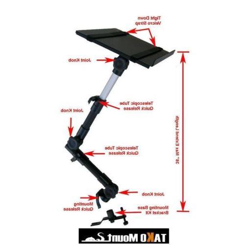 Universal Van Vehicle Laptop Mount Notebook Mount