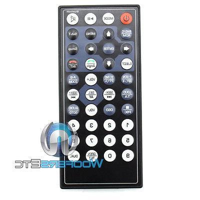 "SOUNDSTREAM VR345B 3.4"" BLUETOOTH CD DVD USB 300W AMPLIFIER STEREO"