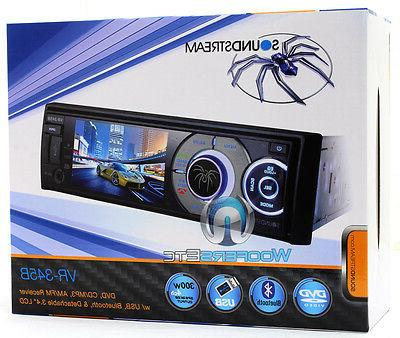 SOUNDSTREAM TV BLUETOOTH CD STEREO