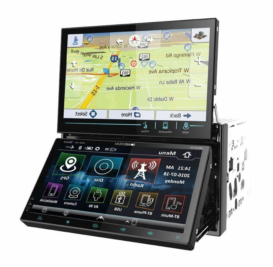 Displays w/ GPS/Nav/DVD/Bluetooth