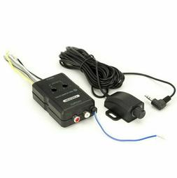 SCOSCHE LOC2SL Black Car Stereo 2-Channel Adjustable Amplifi