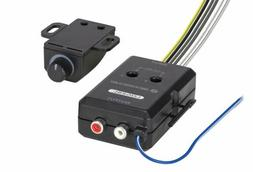 SCOSCHE LOC2SL Car Stereo 2-Channel Audio Adjustable Amplifi