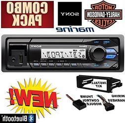 96-2013 Marine Harley Touring Bluetooth Stereo Radio Install