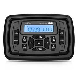 Marine Radio Waterproof AM FM Bluetooth Boat Stereo System H