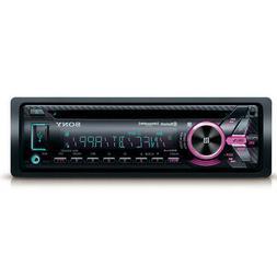 SONY Single DIN Bluetooth CD Car Stereo Receiver w/ Siri Eye