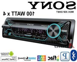 Sony MEX-XB120BT Single Din Car Stereo Radio Bluetooth CD Pl