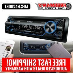 Sony MEX-N4200BT Single CD Player Car Dash Audio Stereo Rece