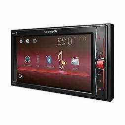Pioneer MVH-200EX Double Din Bluetooth in-Dash Digital Media