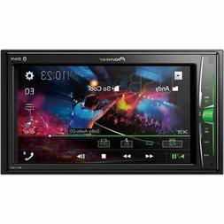 """Pioneer MVH-210EX 2-DIN 6.2"""" Touchscreen Car Stereo Multimed"""