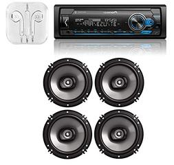 Pioneer MVH-S310BT Built-in Bluetooth, MIXTRAX, USB, Spotify