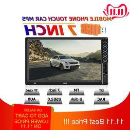 SWM N6 2 DIN <font><b>Car</b></font> <font><b>Stereo</b></fo