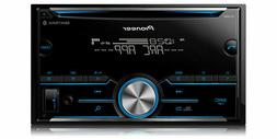 NEW Pioneer 2-DIN Car Stereo CD Player Receiver w/ Bluetooth