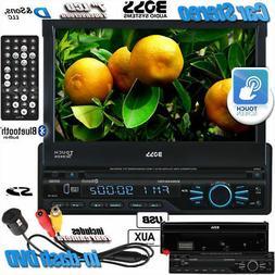 "NEW BOSS Audio 7"" Bluetooth In-Dash Touchscreen DVD Car Ster"