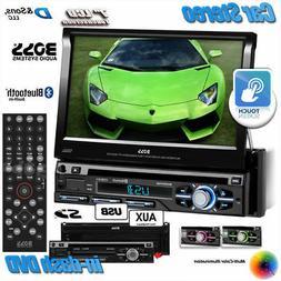 "NEW BOSS Audio 7"" Touchscreen In-Dash DVD/USB Car Stereo w/B"