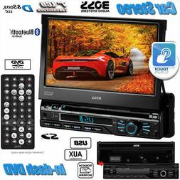 "NEW BOSS Audio 7"" Touchscreen In-Dash DVD/CD/SD/USB Car Ster"