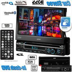 "NEW BOSS Audio 7""Touchscreen In-Dash DVD/CD/MP3/USB Car Ster"