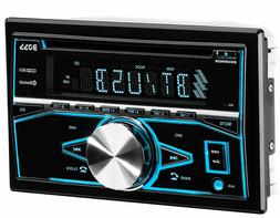 New Boss Bluetooth Car Stereo CD MP3 WMA Player USB/SD AUX-I