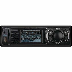 New BOSS Car Stereo Audio 612UA In-Dash Single-Din USB/SD/MP