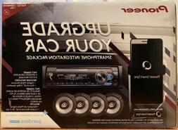 NEW PIONEER Car Stereo MXT-S3166BT Digital Media Receiver Sp
