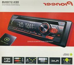 NEW Pioneer DEH-S1100UB Single DIN In-Dash CD/AM/FM Car Ster