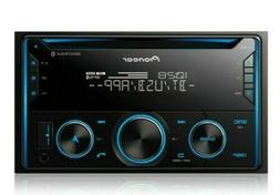 NEW Pioneer FH-S520BT 2-DIN Bluetooth Car Stereo CD Player R