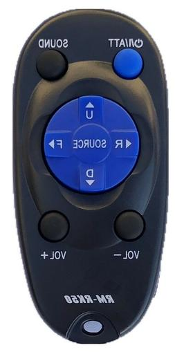 New JVC Replacement Wireless Remote Control  For JVC Car Ste