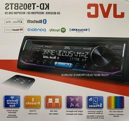 NEW JVC KD-T905BTS Bluetooth CD Digital Media Car Stereo Pan