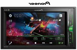 """NEW Pioneer MVH-210EX 2-DIN 6.2"""" Touchscreen Car Stereo Mult"""