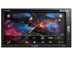 "NEW Pioneer AVH-310EX Double 2 Din 6.8"" Touchscreen Bluetoot"