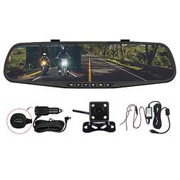 Panlelo PAC30P-1 Car Dash Cam Car Video Recorder Vehicle Rea