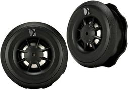 "Pair of Kicker 43CST204 3/4"" 100W Peak/50W RMS Titanium Dome"