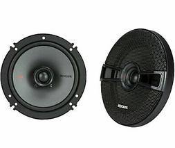 """Pair Kicker 44KSC6504 KSC650 6.5"""" 400 Watt 2-Way Car Audio S"""