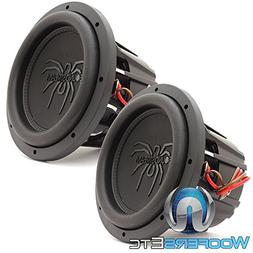 """Pair of Soundstream T5.102 10"""" 1800W RMS Dual 2-Ohm T5 Serie"""
