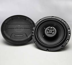 """Pair Hifonics ZS653 6.5"""" 600 Watt Car Stereo Speakers"""
