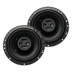 "Pair Hifonics ZS65CXS 6.5"" 600 Watt Shallow Mount Car Stereo"