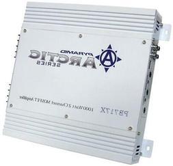 Pyramid PB717X 1000 Watt 2 Channel Arctic Car Amplifier