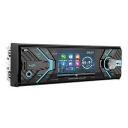 "POWER ACOUSTIK PD_344B 3.4"" Single_DIN In-Dash DVD Receiver"
