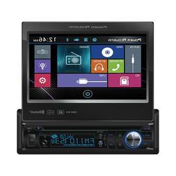 Power Acoustik PD-454B Car DVD Player - 4.5 Touchscreen LED-