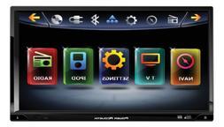 POWER ACOUSTIK PD-769NB Inteq Double DIN Multimedia Indash S