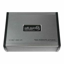 AMERICAN BASS PH-1600.1 MD V2 1600W Mono D Car Amplifier Pow
