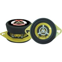 PYLE PLG3.2 3.5-Inch 120 Watt Two-Way Speakers