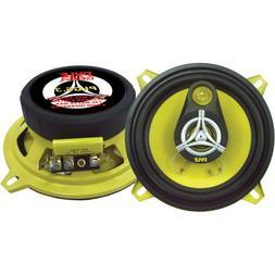 PYLE PLG5.3 5.25-Inch 140 Watt Three-Way Speakers