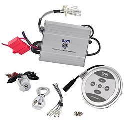 Waterproof Bluetooth Marine Amplifier Receiver - Weatherproo